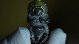3 bin 500 yıllık heykelcik İzmir Arkeoji Müzesi'nde sergileniyor