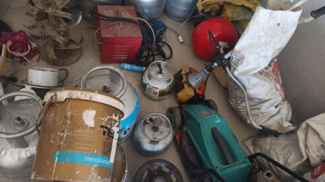 Konyada 5 hırsızlık şüphelisi yakalandı
