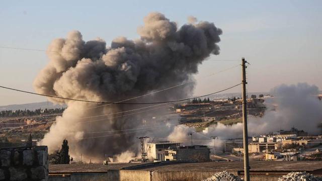 Esed rejiminden İdlibe saldırı: 6 sivil yaralı