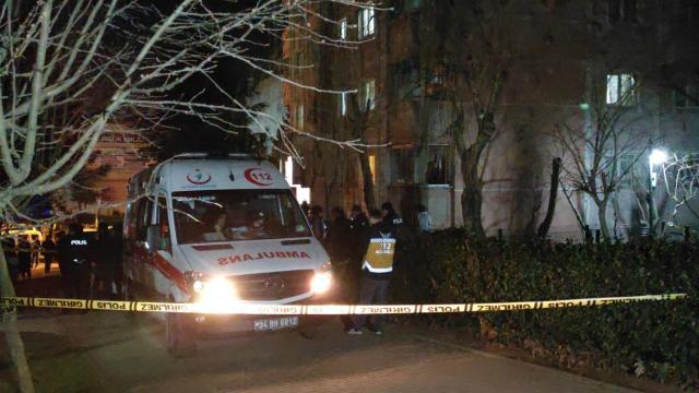 İstanbulda bir kadın eşi tarafından öldürüldü