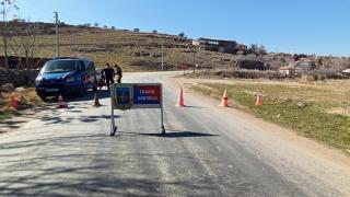 Afyonkarahisar'da bir köy ve bir bina karantinaya alındı