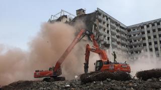 Kentsel dönüşüm çalışmalarında 16 milyar lira harcandı