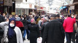 Gaziantep'te tedbirleri ihlal eden 465 kişiye ceza kesildi