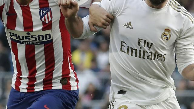 La Liga'da Madrid derbisi