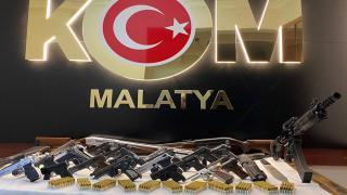 Malatya'da organize suç örgütü operasyonu: 13 tutuklama