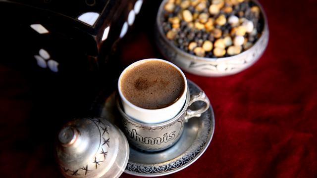 Menengiç kahvesine AB tescili için başvuru yapıldı