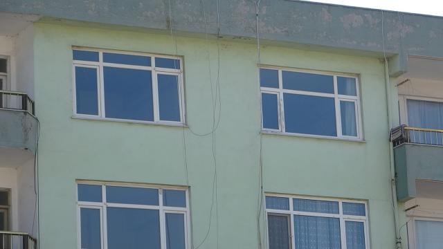 1 yaşındaki Fatmagül pencereden düşerek hayatını kaybetti