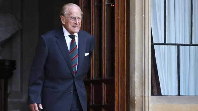 Prens Philip kalp rahatsızlığı için işlem geçirdi