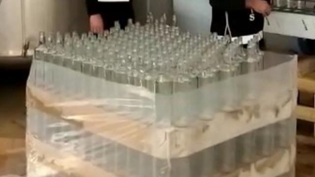 Kocaelinde 15 ton sahte alkol ele geçirildi