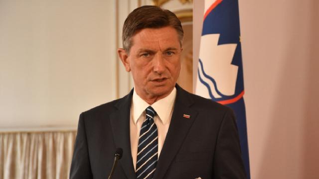 Slovenya Cumhurbaşkanı: ABnin Batı Balkanlarda genişlemesinin müttefiki olmaya devam edeceğiz