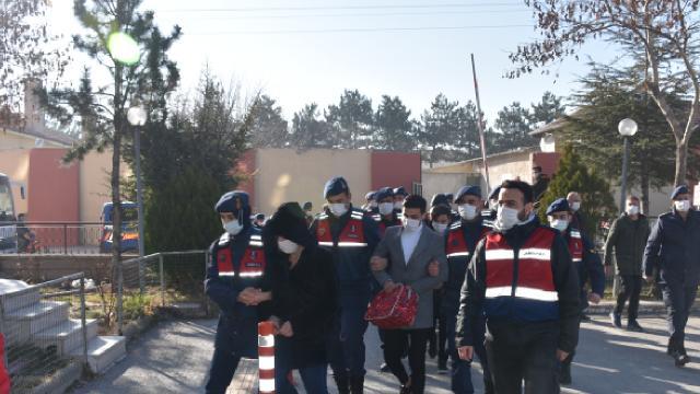 Organize suç örgütüne yönelik ikinci operasyonda 15 zanlı tutuklandı
