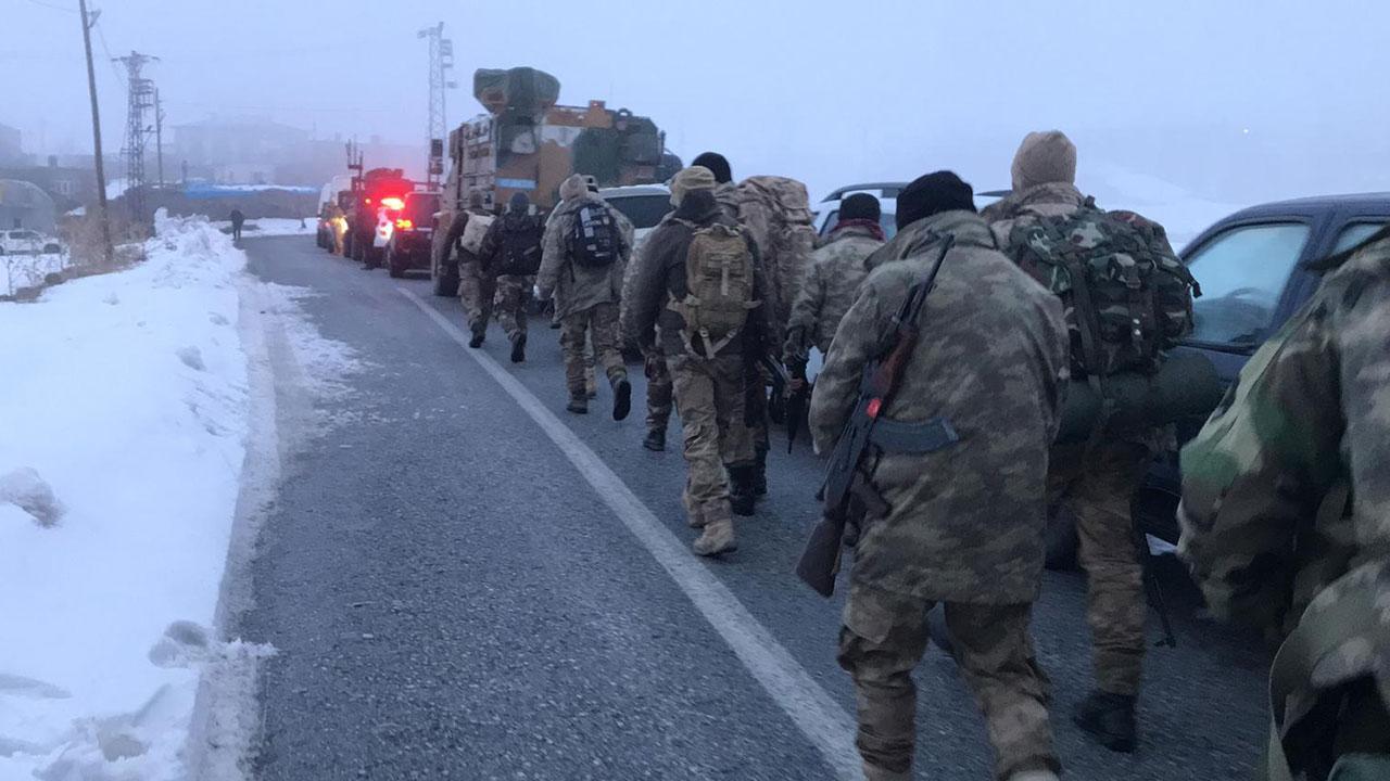 Tatvan'da askeri helikopter kazası: 11 şehit
