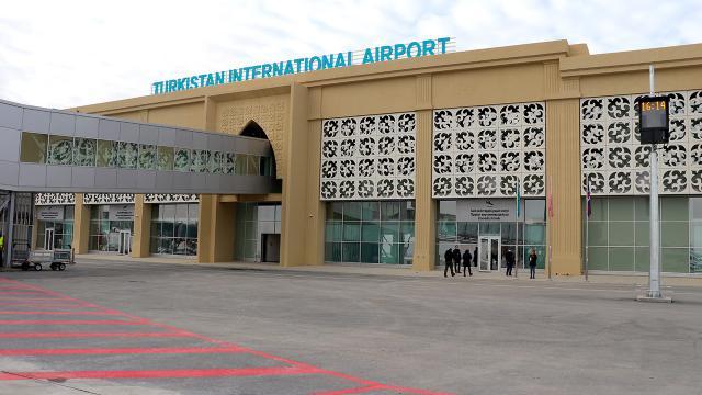 Türkistandan ilk uluslararası uçuş 21 Martta Türkiyeye yapılacak