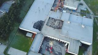 Tuzla'da et üretim fabrikasında yangın: 2 işçi öldü