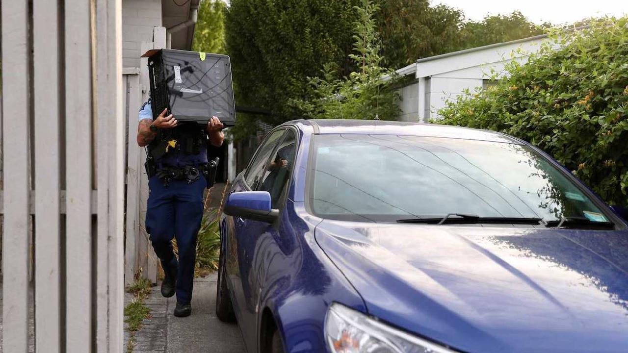 Yeni Zelanda'da camileri tehdit eden şüpheli gözaltına alındı