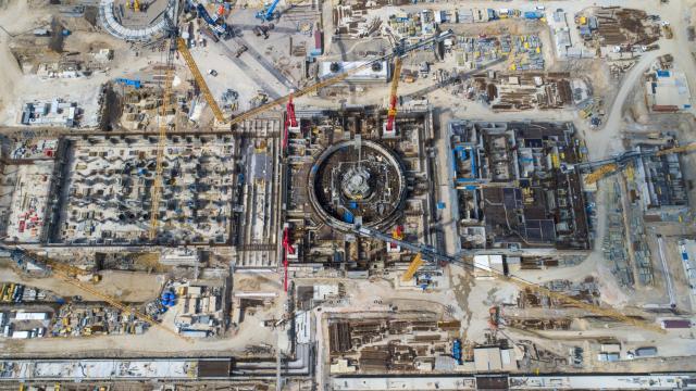 Türkiyenin nükleer endüstrisi gelişiyor