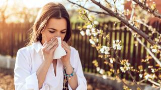 Polen alerjisi tedavi edilemez bir rahatsızlık değil