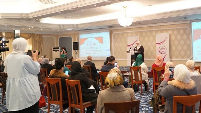 """Türkiyede yaşayan Araplar, """"Arap Kadınlar Birliği""""ni kurdu"""