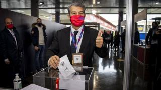 Barcelona Kulübü yeni başkanını seçiyor