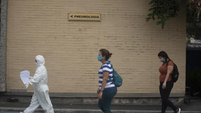 Latin Amerika ülkelerinde koronavirüs salgınında son durum