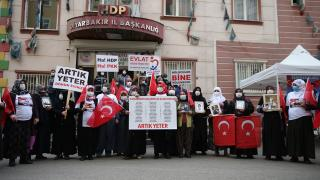 Annelerden HDP ve PKK'ya tepki: Kadınlar Günü'nü kutlayamıyoruz