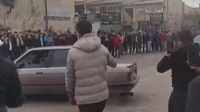 Başkentte drift partisine katılan 26 araç trafikten men edildi