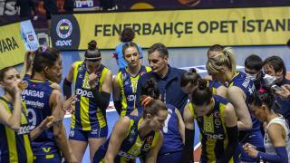 Fenerbahçe Kadın Voleybol Takımı'nda koronavirüs vakası
