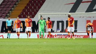 Galatasaray zirve yarışında yara aldı