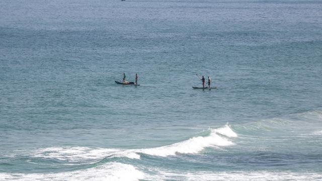 Gazze Şeridi açıklarına füze düştü, 3 balıkçı yaşamını yitirdi
