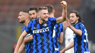 Inter galibiyet serisini 7 maça çıkardı