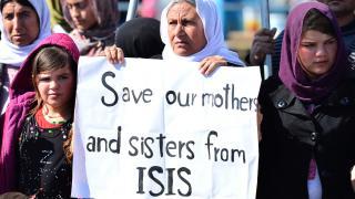Irak'ta DEAŞ'tan kurtarılan kadınların korunmasıyla ilgili yasaya onay