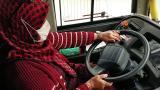 Burdur'un tek kadın Halk Otobüsü Şoförü: Kadına bir gün değil, her gün değer verilsin