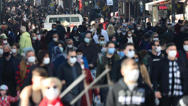 Samsun Valisi Dağlı, kentte 455 bin doz Covid-19 aşısı yapıldığını bildirdi