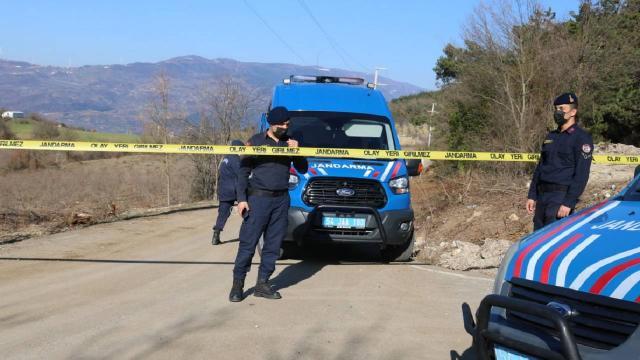Karsta bir köyde Covid-19 karantinası başlatıldı