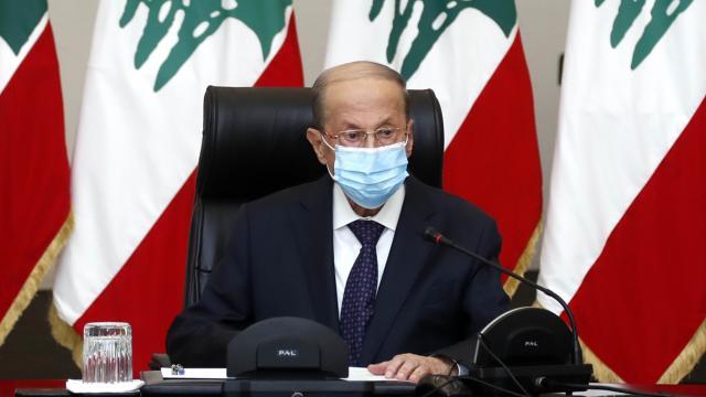 Lübnan Cumhurbaşkanı: Lübnanlıların ekmeğiyle oynayanlara karşı ciddi ve hızlı adımlar kaçınılmazdır