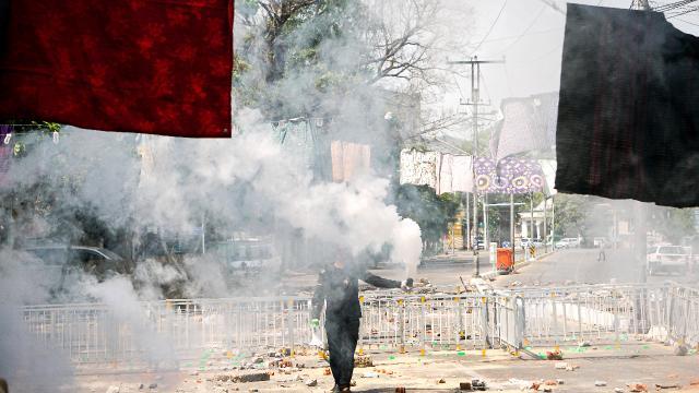 Myanmarda darbe karşıtlarına ateş açıldı: 56 ölü