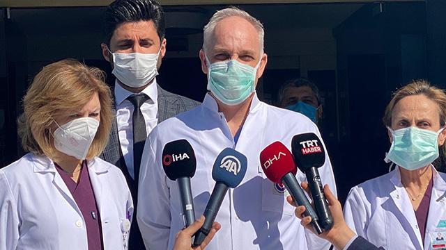 Rasim Öztekinin doktorundan açıklama: Durumu ciddiyetini koruyor