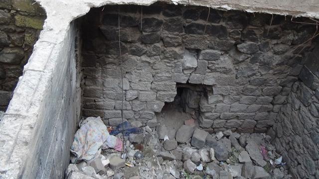 İzinsiz kazıda bulunan tarihi mezar odası koruma altında