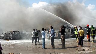 Somaliland'da okul yangını: 49 yaralı
