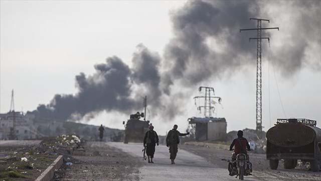 Esed rejimininden Derada camiye havan saldırısı
