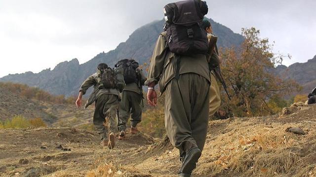 PKK/KCKlı teröristler yaylacılarla ilgili bilgi toplamış