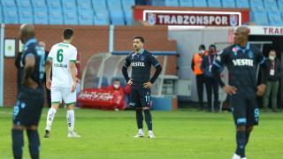 Trabzonspor evinde kayıp