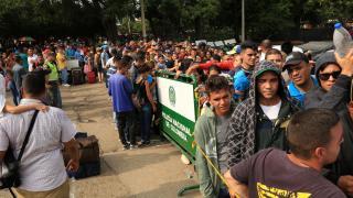 ABD'den Venezuelalı göçmenler için koruma adımı