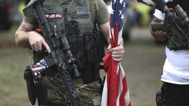 ABDde silah şiddeti: Son 1 ayda 70ten fazla kişi öldü