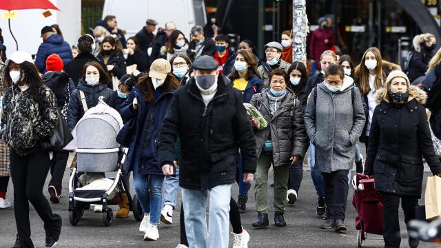Almanyada son 24 saatte 296 can kaybı
