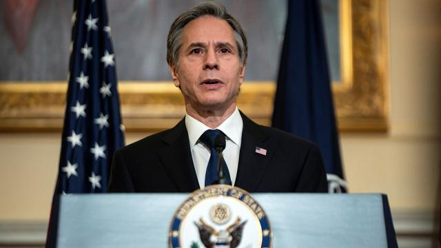 Blinken: Yabancı güçler Afganistandan çekilince tekrar iç savaş yaşanmayacak
