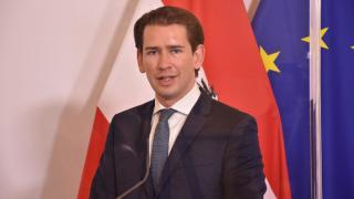 Başbakanlıktan istifa eden Kurz milletvekili olarak yemin etti