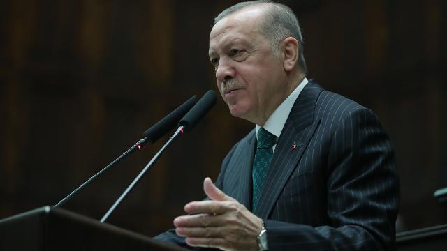 Cumhurbaşkanı Erdoğan: Kaybolan bir şey yok, hepsi milletin hazinesinde