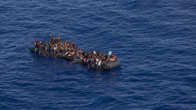 BM: Akdenizde son birkaç günde 172 göçmen hayatını kaybetmiş olabilir