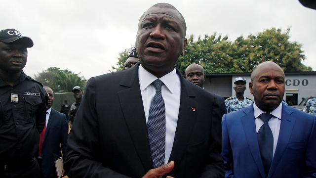 Fildişi Sahili Başbakanı Bakayoko yaşamını yitirdi